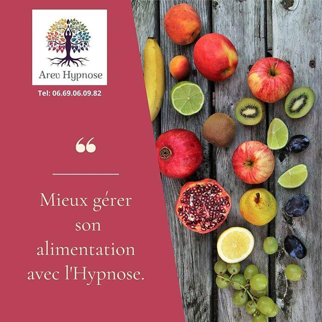 Mieux gérer son alimentation avec l'Hypnose